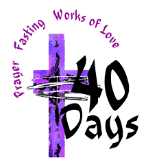 Lent Is Upon Us