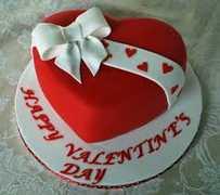 Valentine Cake Raffle