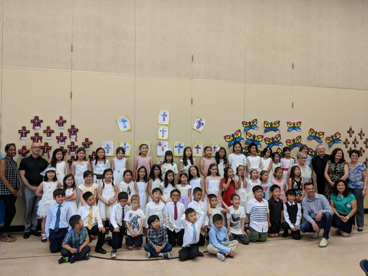Celebrating the Sacraments At St. Justin