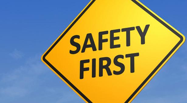 Safety Awareness Week – September 23 – 27, 2019