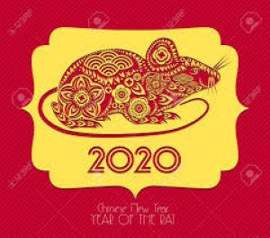 Lunar New Year – Saturday, January 25th, 2020