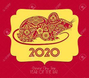 Lunar New Year – Saturday, January 25th, 2020