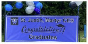 Congratulations to our Grade 8 Graduates!