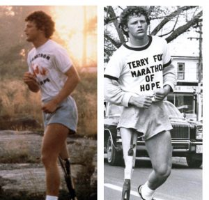 Celebrating Terry Fox